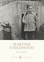 Wartime Childhood cover