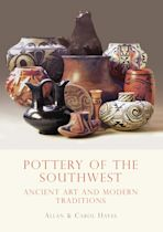 Pottery of the Southwest cover
