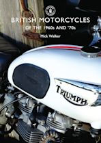 British Motorcycles of the 1960s and '70s cover
