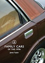 Family Cars of the 1970s cover