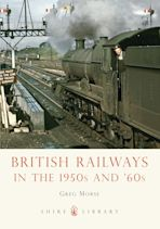 British Railways in the 1950s and '60s cover