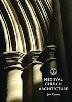 Medieval Church Architecture cover