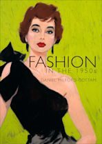 Fashion in the 1950s cover
