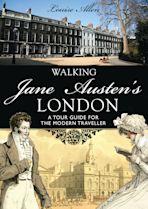 Walking Jane Austen's London cover