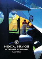 Medical Services in the First World War cover