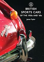 British Sports Cars of the 1950s and '60s cover