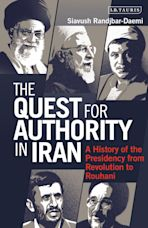 The Quest for Authority in Iran cover