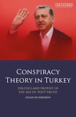 Conspiracy Theory in Turkey cover