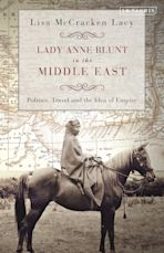 Lady Anne Blunt in the Middle East cover