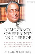 Democracy, Sovereignty and Terror cover