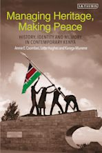 Managing Heritage, Making Peace cover