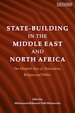 State-Building in the Middle East and North Africa cover