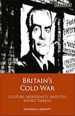 Britain's Cold War cover