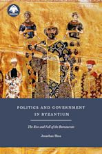 Politics and Government in Byzantium cover