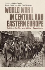 World War I in Central and Eastern Europe cover