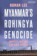 Myanmar's Rohingya Genocide cover