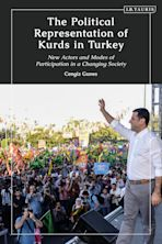 The Political Representation of Kurds in Turkey cover
