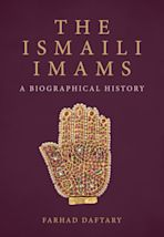The Ismaili Imams cover