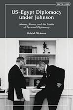 US-Egypt Diplomacy under Johnson cover