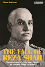The Fall of Reza Shah cover