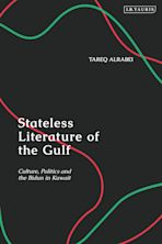 Stateless Literature of the Gulf cover