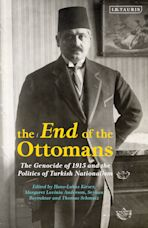 The End of the Ottomans cover