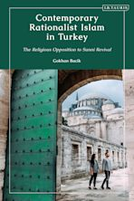 Contemporary Rationalist Islam in Turkey cover