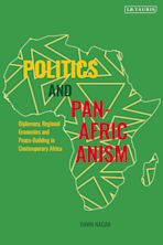 Politics and Pan-Africanism cover