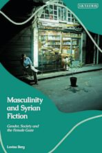 Masculinity and Syrian Fiction cover