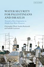 Water Security for Palestinians and Israelis cover