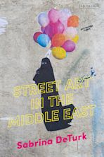 Street Art in the Middle East cover