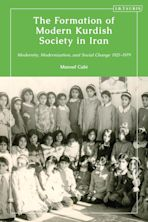 The Formation of Modern Kurdish Society in Iran cover