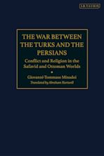 The War Between the Turks and the Persians cover