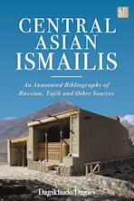 The Ismailis of Central Asia cover