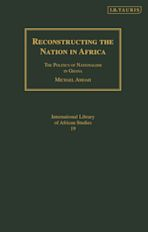 Reconstructing the Nation in Africa cover