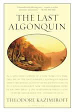 The Last Algonquin cover