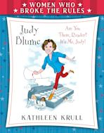 Women Who Broke the Rules: Judy Blume cover
