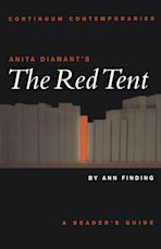 Anita Diamant's The Red Tent cover
