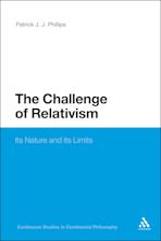 The Challenge of Relativism cover