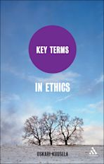 Key Terms in Ethics cover