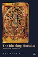 Blickling Homilies cover