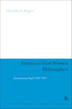 America's First Women Philosophers cover