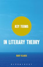 Key Terms in Literary Theory cover