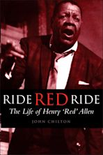 Ride, Red, Ride cover