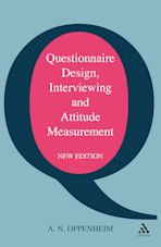 Questionnaire Design, Interviewing and Attitude Measurement cover