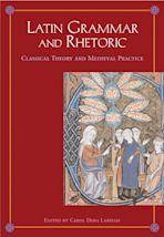 Latin Grammar and Rhetoric cover