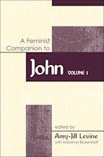 Feminist Companion to John cover