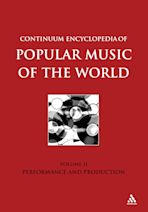 Continuum Encyclopedia of Popular Music of the World, Volume 2 cover