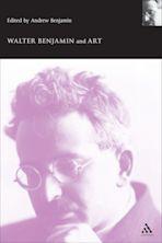 Walter Benjamin and Art cover