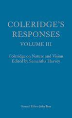 Coleridge's Responses cover